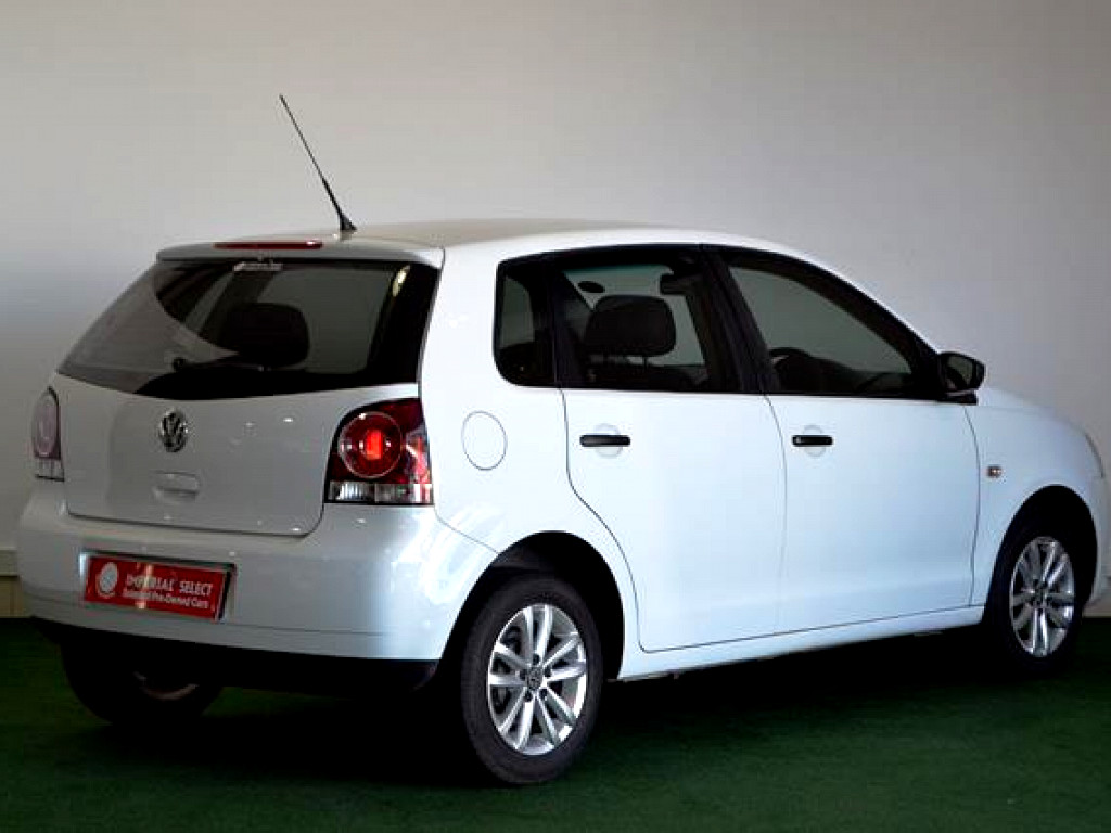 2016 VOLKSWAGEN POLO VIVO HATCH 1.4 CONCEPTLINE