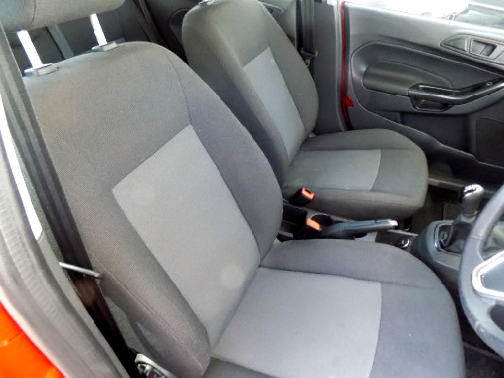 2016 Ford Fiesta 1.0 ecoboost