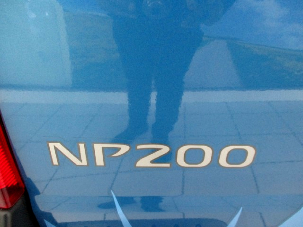 2017 NISSAN NP200 1.6 ICE P/U S/C