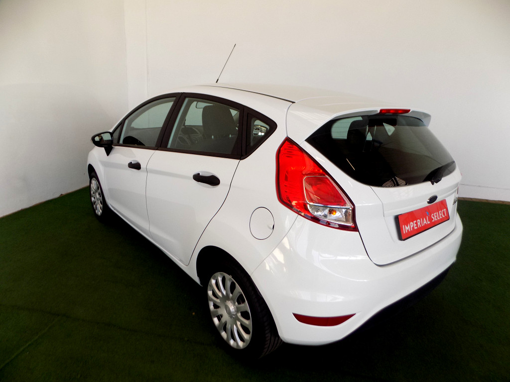 2017 Fiesta 1.4 Ambiente 5Dr