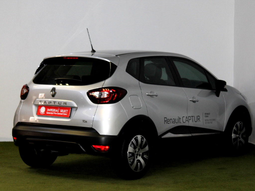 2019 CAPTUR PH2 66kW TURBO BLAZE