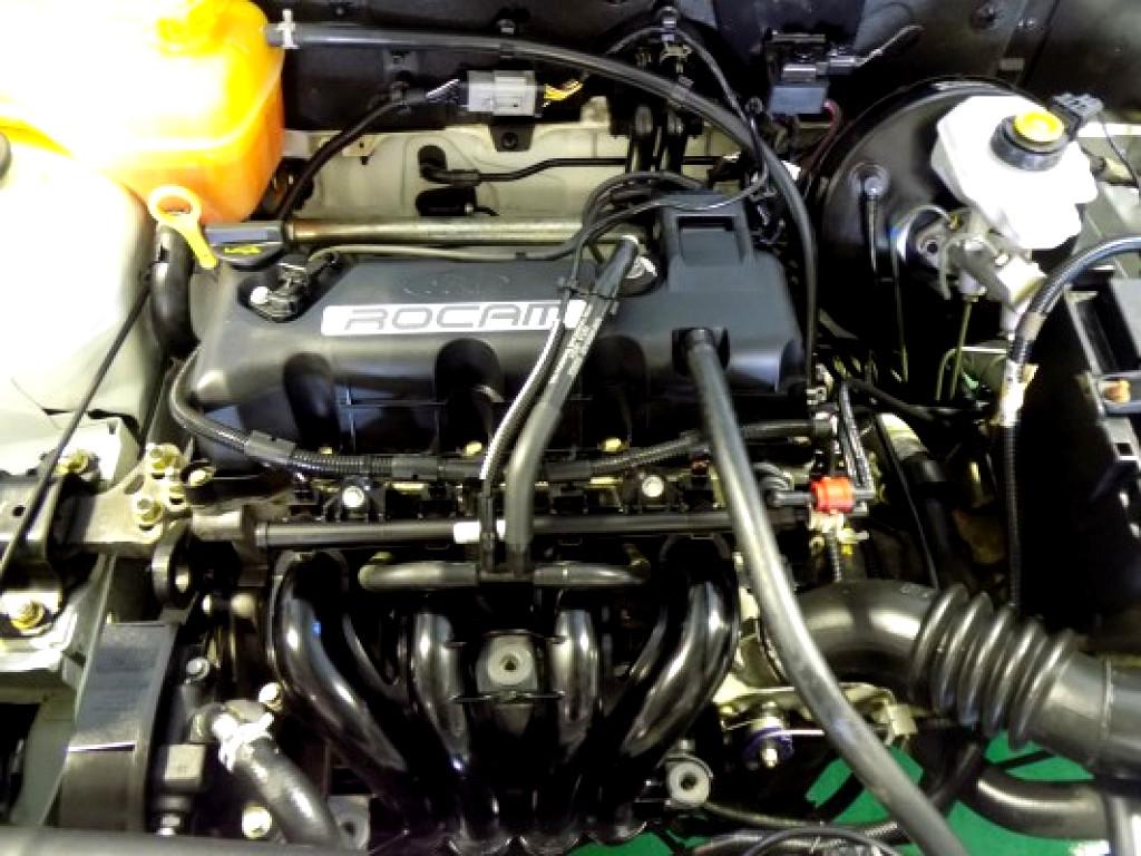2011 FORD BANTAM 1.6i XLT P/U S/C