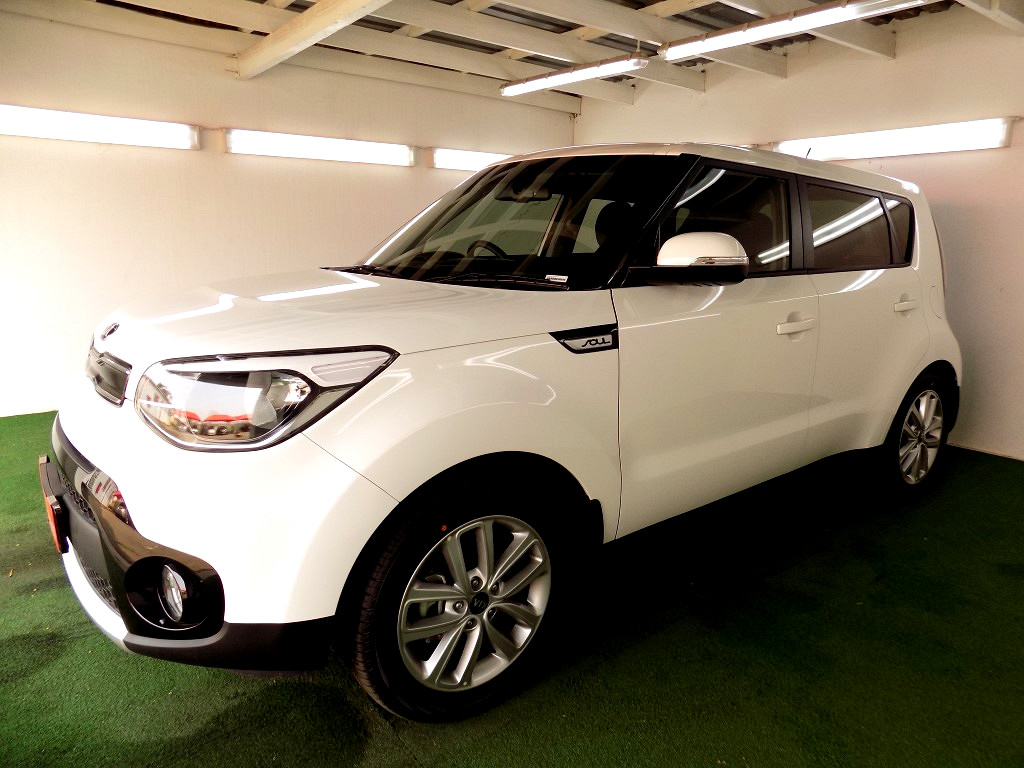 2018 SOUL 1.6 MT START Free Loyalty card with GREAT benefits