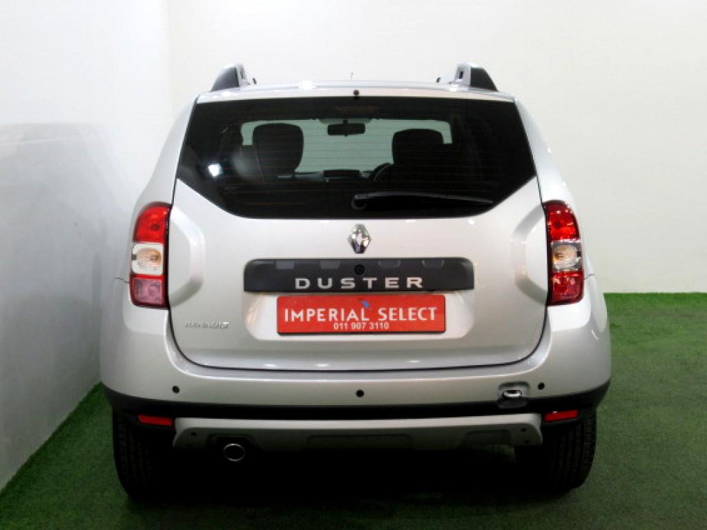 2018 Duster 1.5DCI 4X2  Dyn MY17  EDC