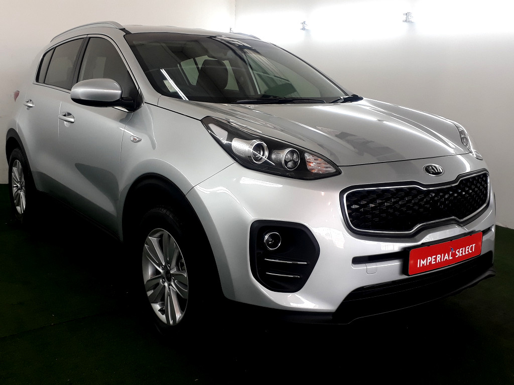 2018 SPORTAGE 2WD 1.7 MT IGNITE +