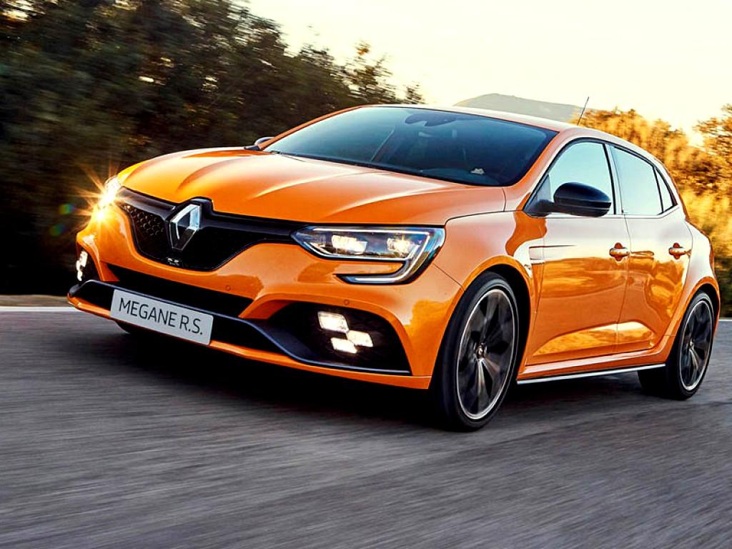 Renault megane iii rs page