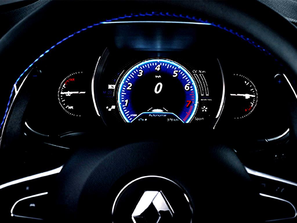 Renault MEGANE III/IV 2009 - ON