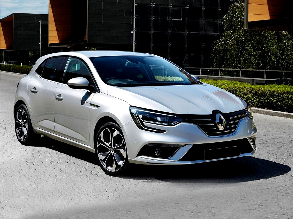 New Cars Renault Select
