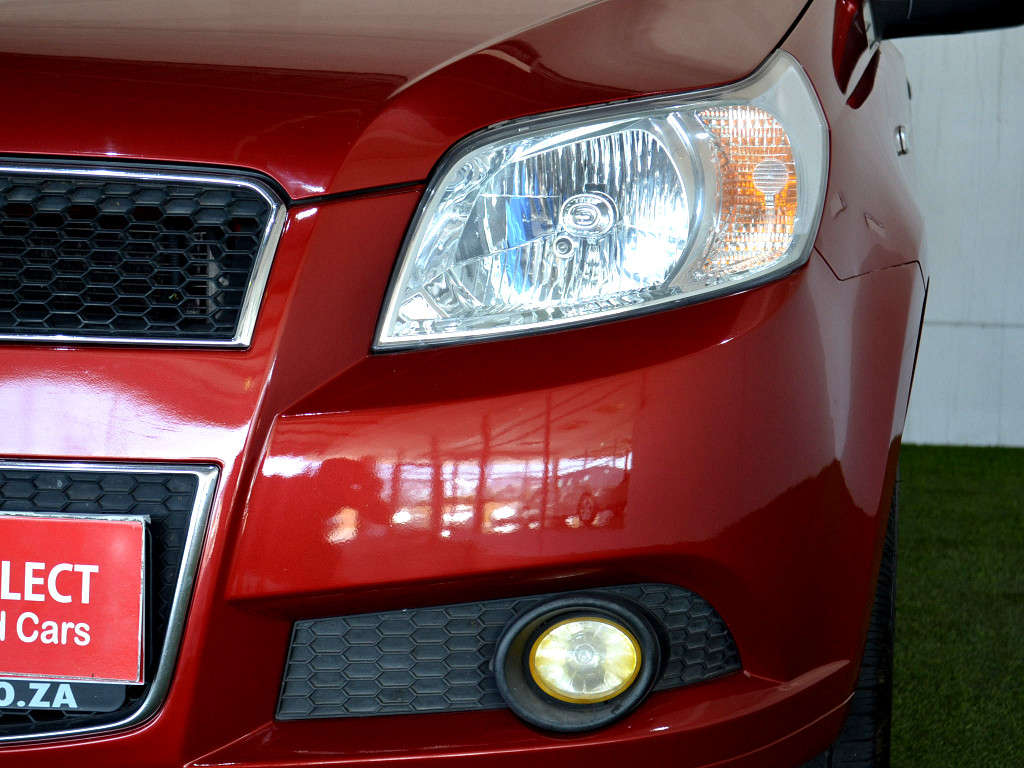 2009 Chevrolet Aveo 1 6 Ls At Imperial Select Somerset West