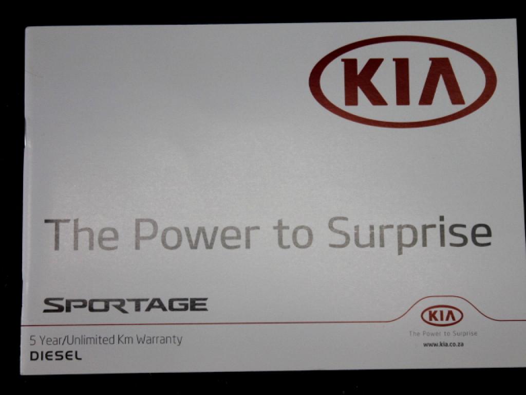2019 KIA  SPORTAGE 2.0 CRDi IGNITE + A/T