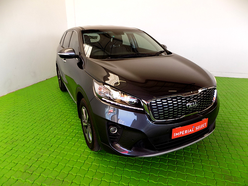 2019 Sorento AWD 2.2D 8AT 7SEATER LX at Imperial Select Zambezi