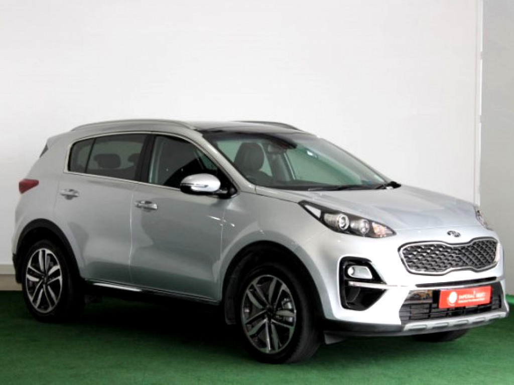 2019 SPORTAGE 2WD 2.0D AT EX+