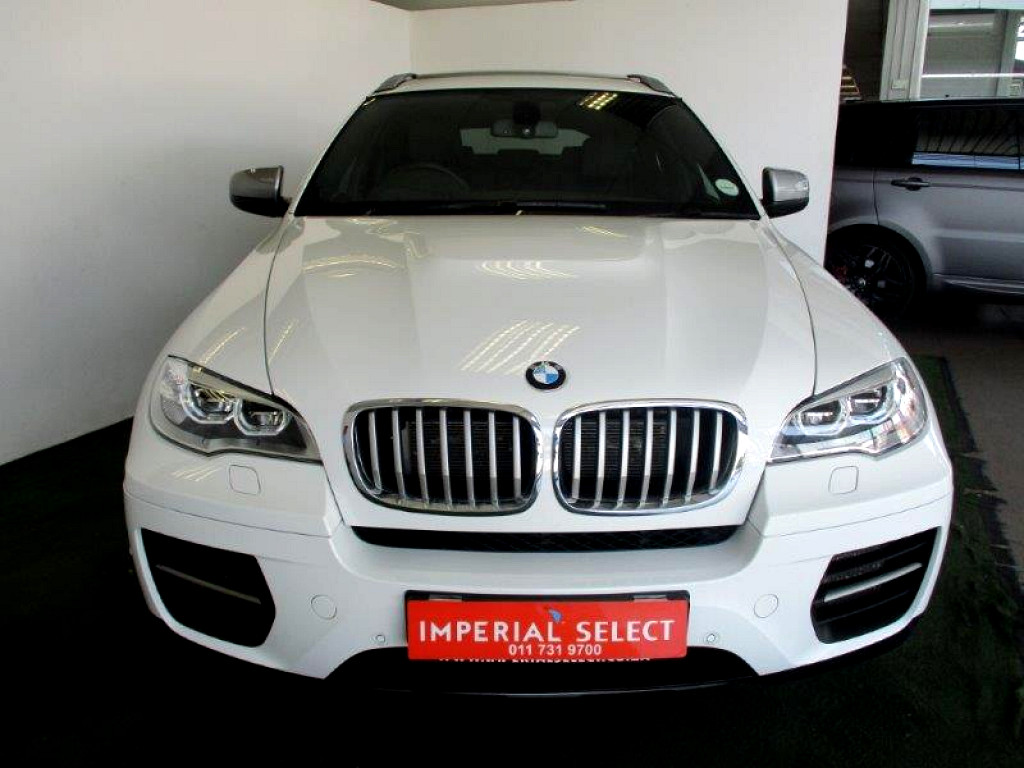2012 Bmw X6 M50d With Amazing Extras At Imperial Select Northcliff