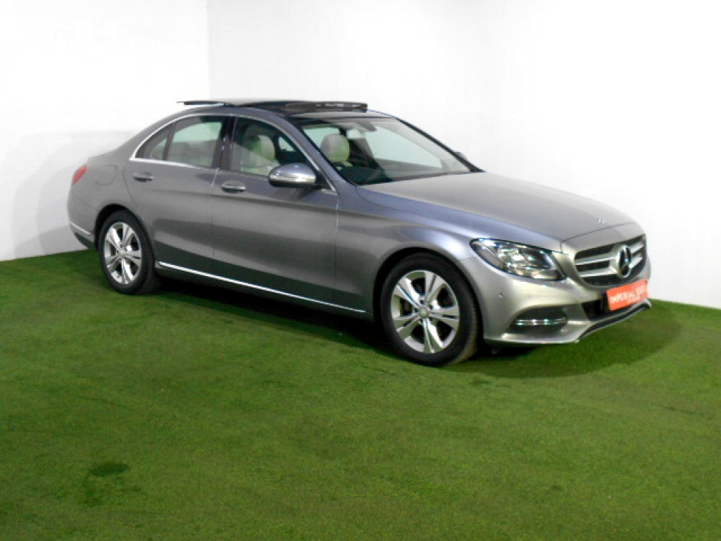 2015 Mercedes- Benz C220 Bluetec Avantgarde at Imperial