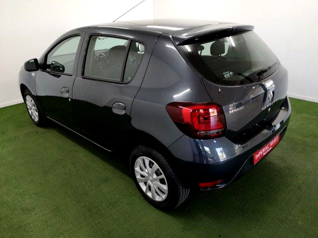 2019 SANDERO PH2 EXP 66KW TURBO