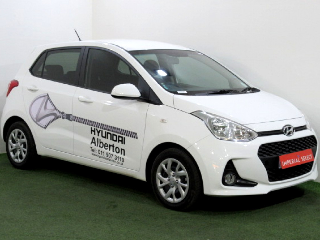 Demo hyundai grand i10 for sale imperial select