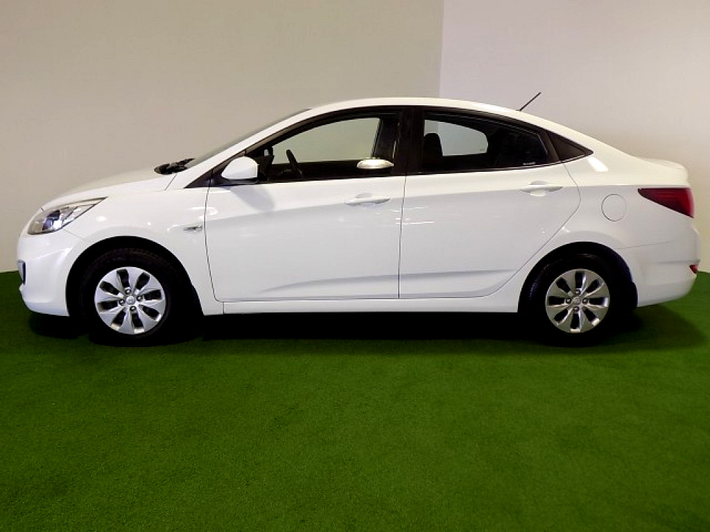 2019 ACCENT 1.6 MOTION MANUAL