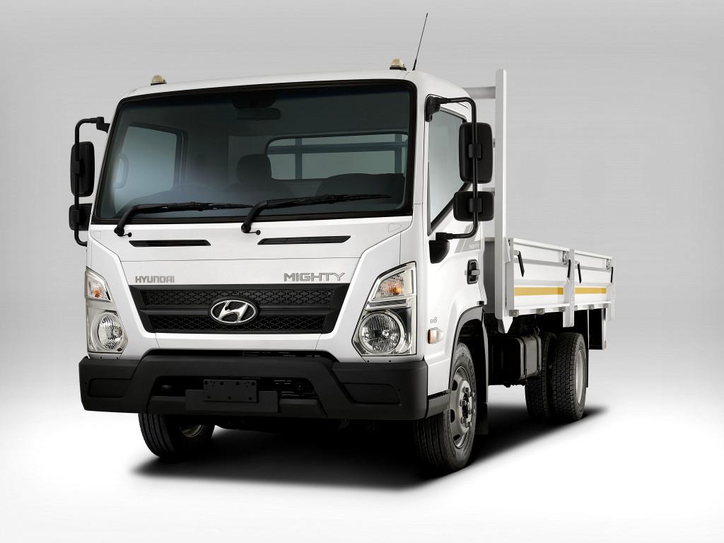 Hyundai HD65/72 - EX-8