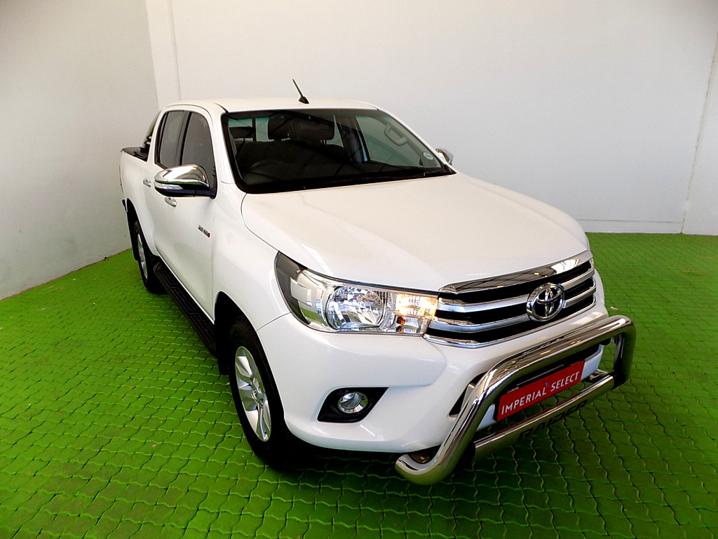 Used Toyota Hilux For Sale Imperial Select Cars With Prices