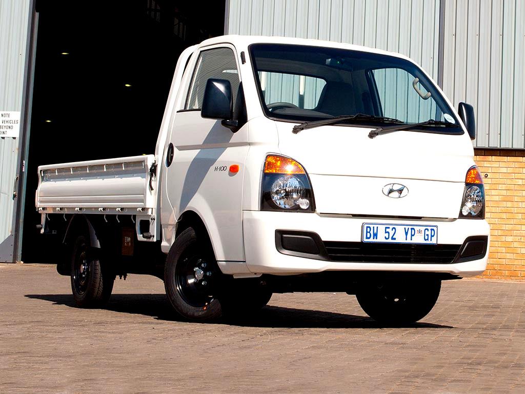 H100 / Bakkie Vehicle