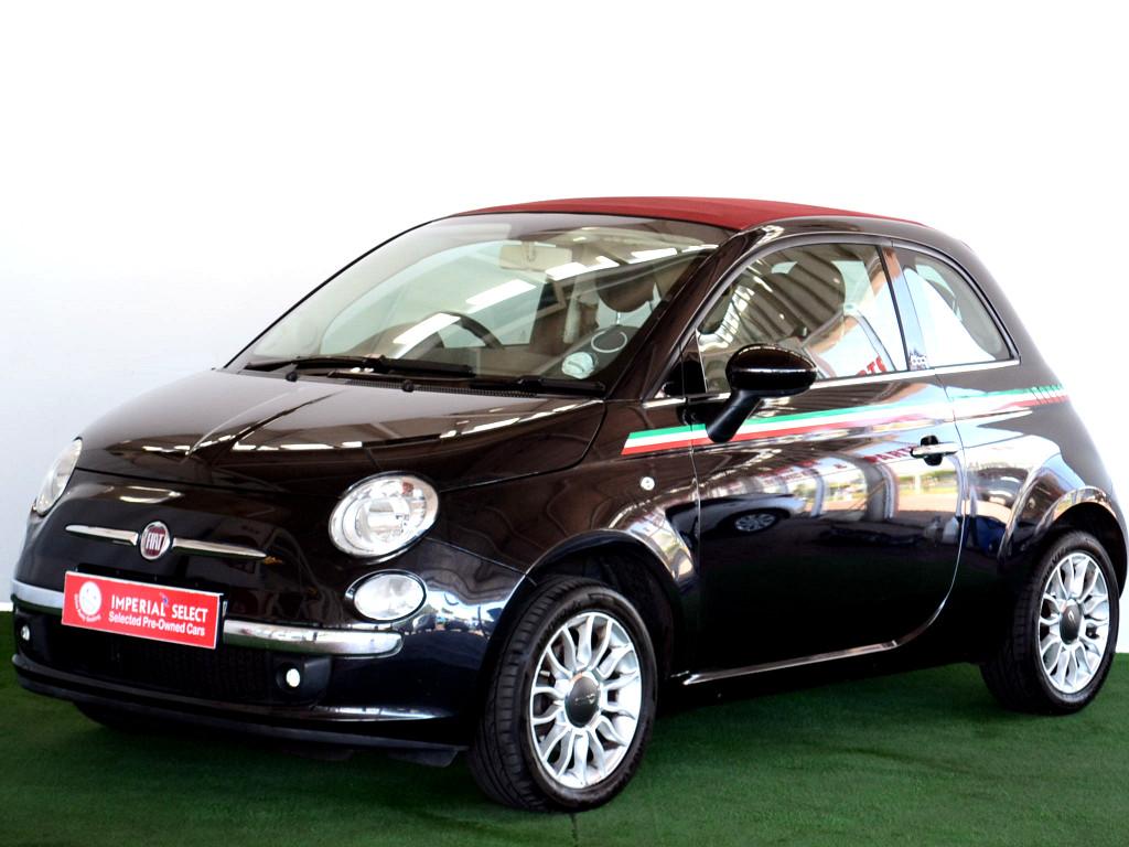 2010 Fiat 500 1.2 Cabriolet