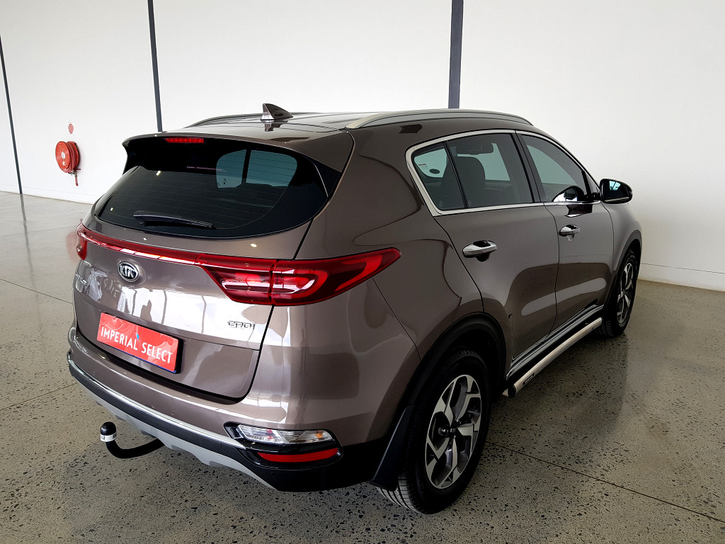 2019 KIA SPORTAGE 2WD 2.0D AT EX