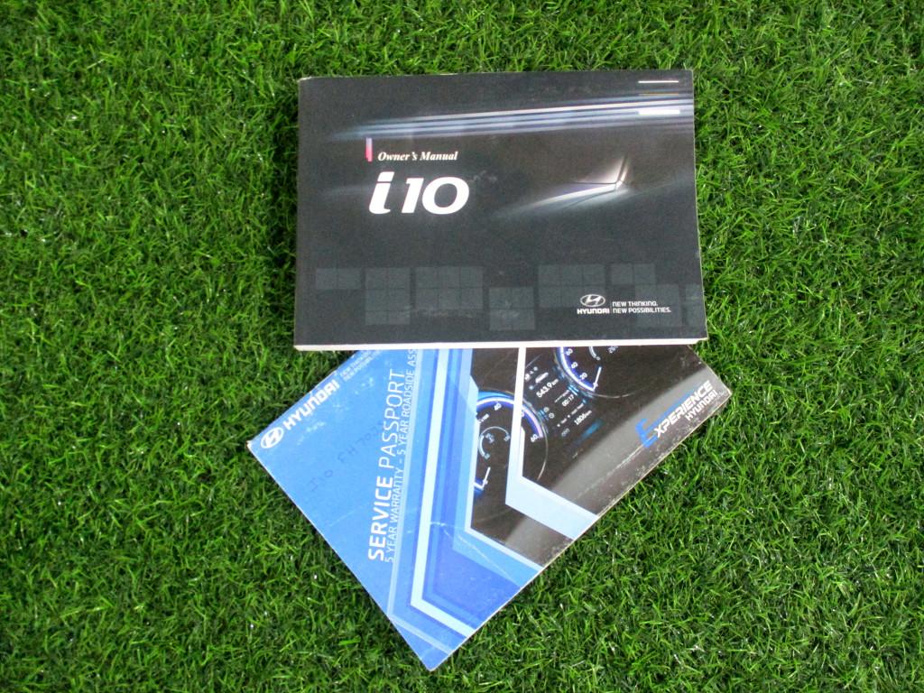 2014 GRAND i10 1.25 FLUID M/T GREY
