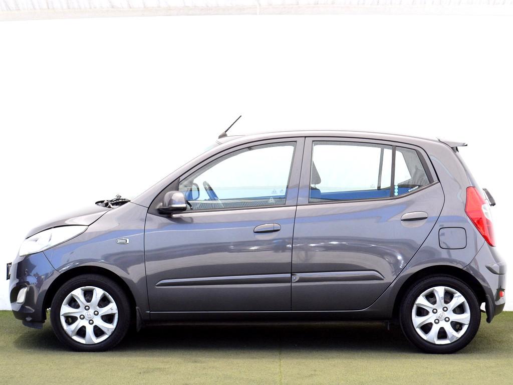 2013 Hyundai i10 1.25 Gls/Fluid