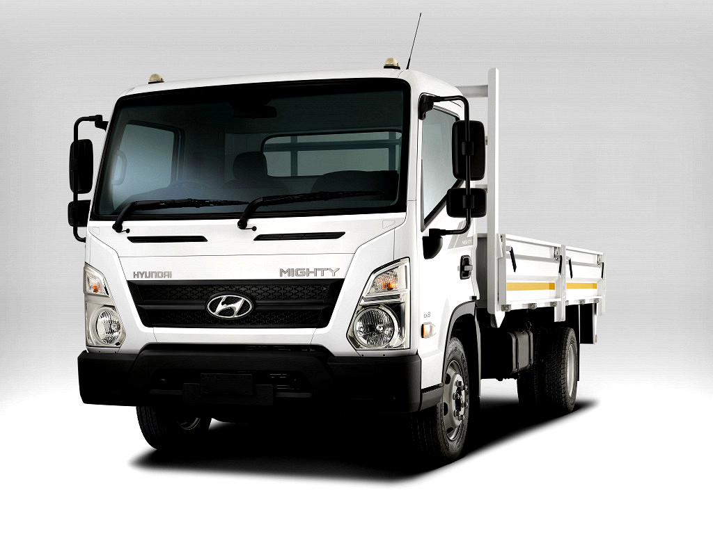 Hyundai MIGHTY HD65/72 - EX-8