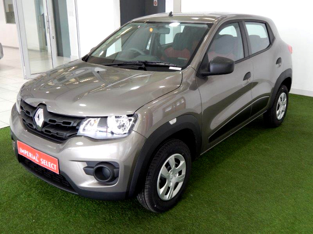 2019 Kwid 50kw Dyn Amt At Imperial Select Renault Pinetown