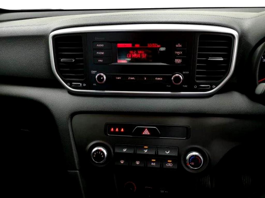 2019 SPORTAGE 2WD 1.6GDi AT IGNITE