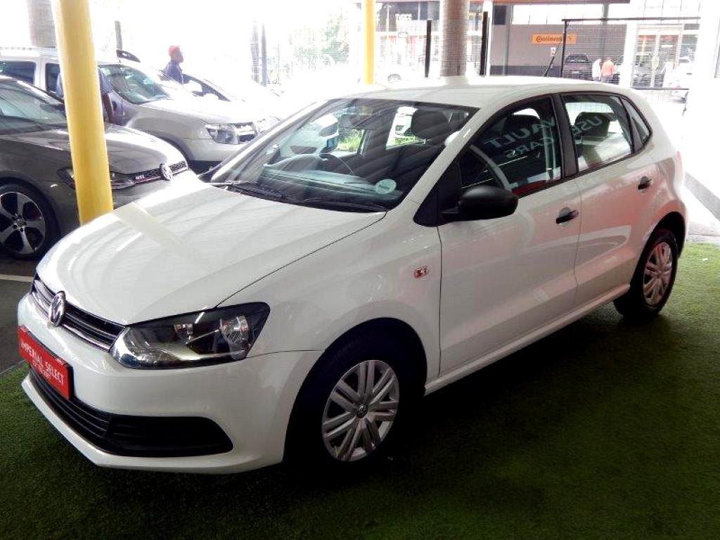 2018 Volkswagen Polo Vivo 1 4 Trendline 5dr At Imperial