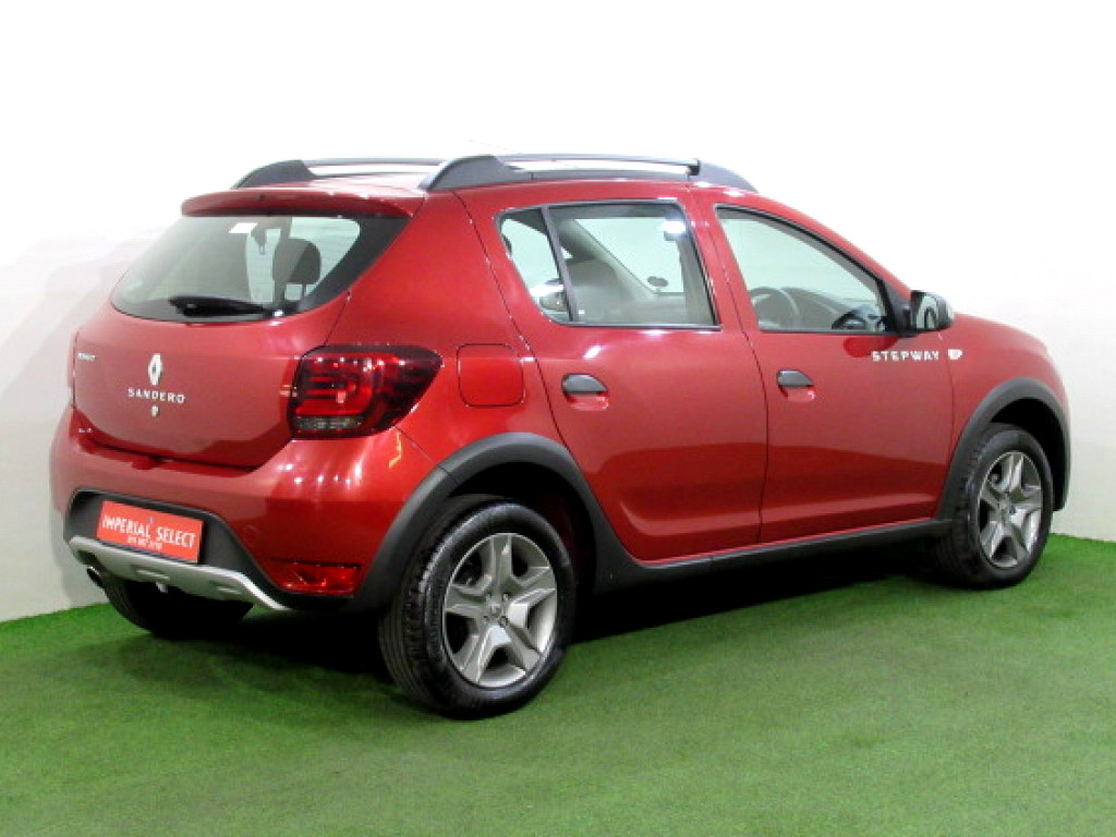 2019 RENAULT SANDERO 0.9 TURBO STEPWAY