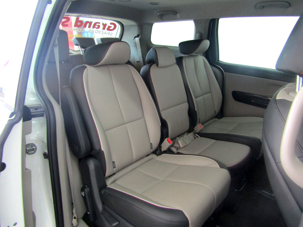 2019 SEDONA 2WD 2.2D AT 8SEATER EX+ (BUS)