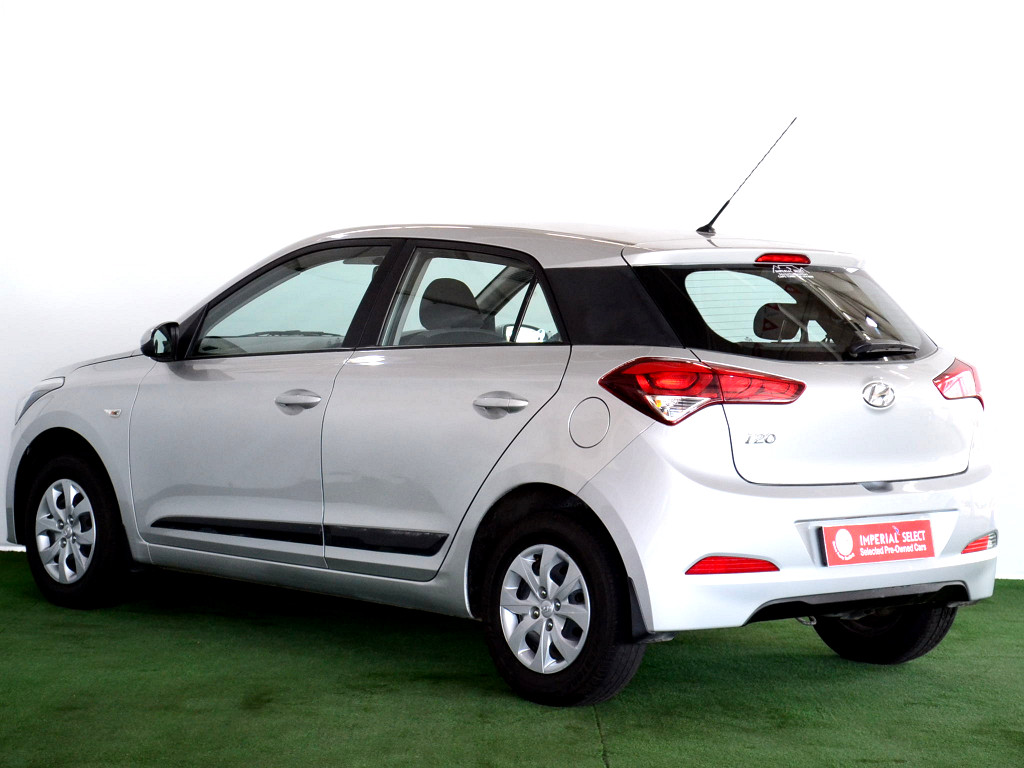 2017 Hyundai I20 1 2 Motion At Imperial Select Cape Town