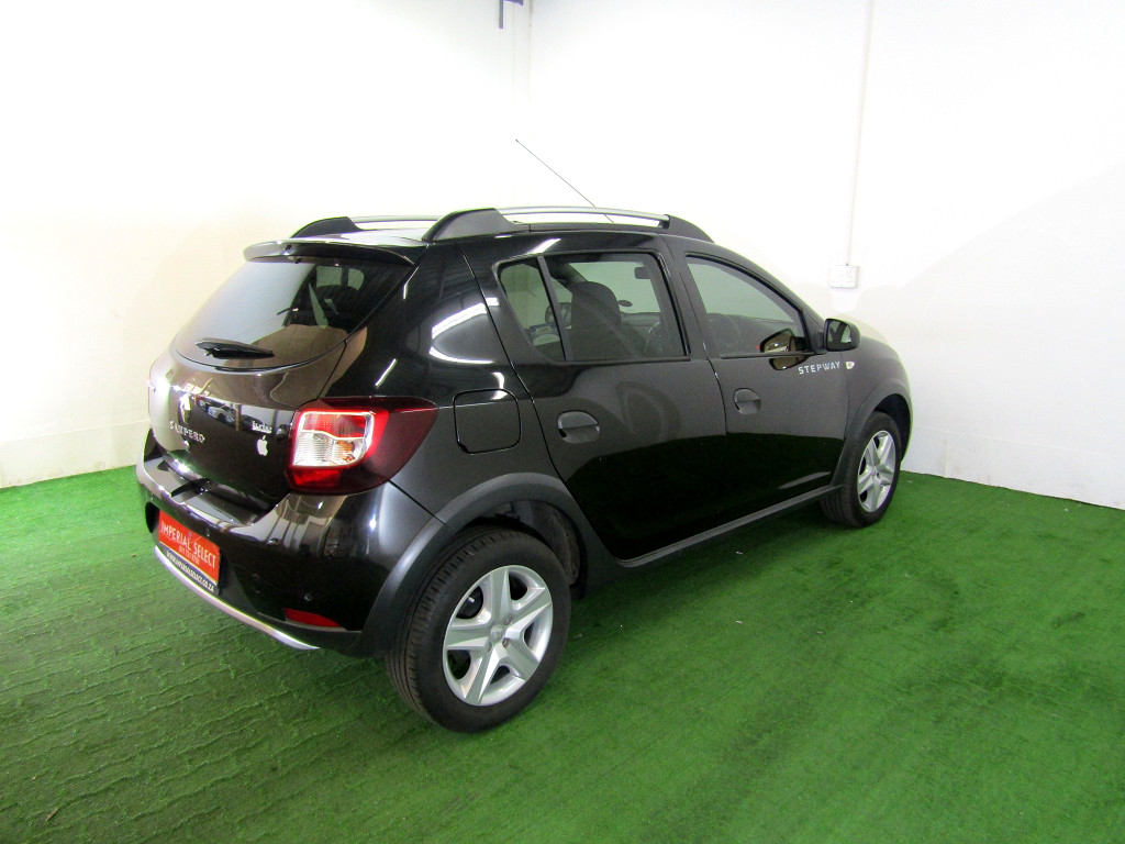 2014 RENAULT SANDERO 0.9 TURBO STEPWAY