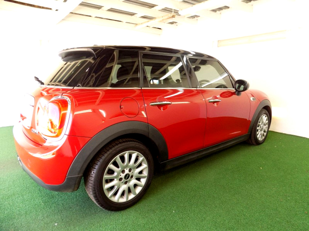 2015 Mini Cooper 5dr At Xs52 At Imperial Select East Rand