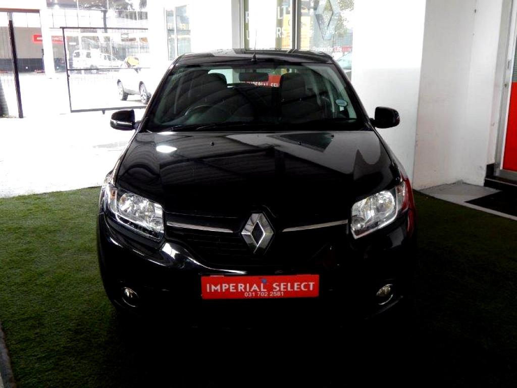 2015 Renault  Sandero 900 T Dynamique