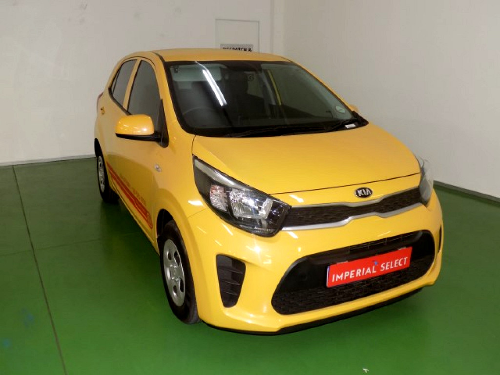 2019 PICANTO 1.0 AT START