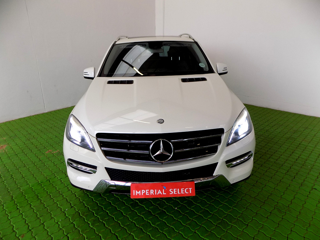 2013 MERCEDES ML 350 BlueTEC 4MATIC + R30,000 CASH‑BACK OR TRADE IN ASSISTANCE.