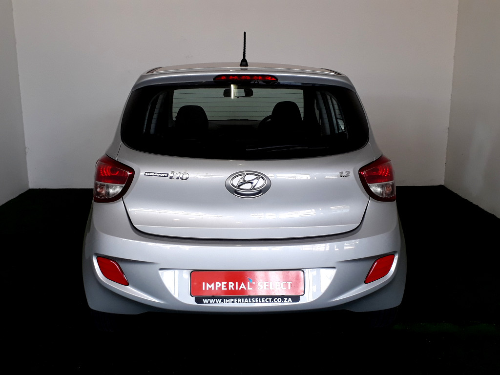 2017 HYUNDAI GRAND i10 1.2 FLUID
