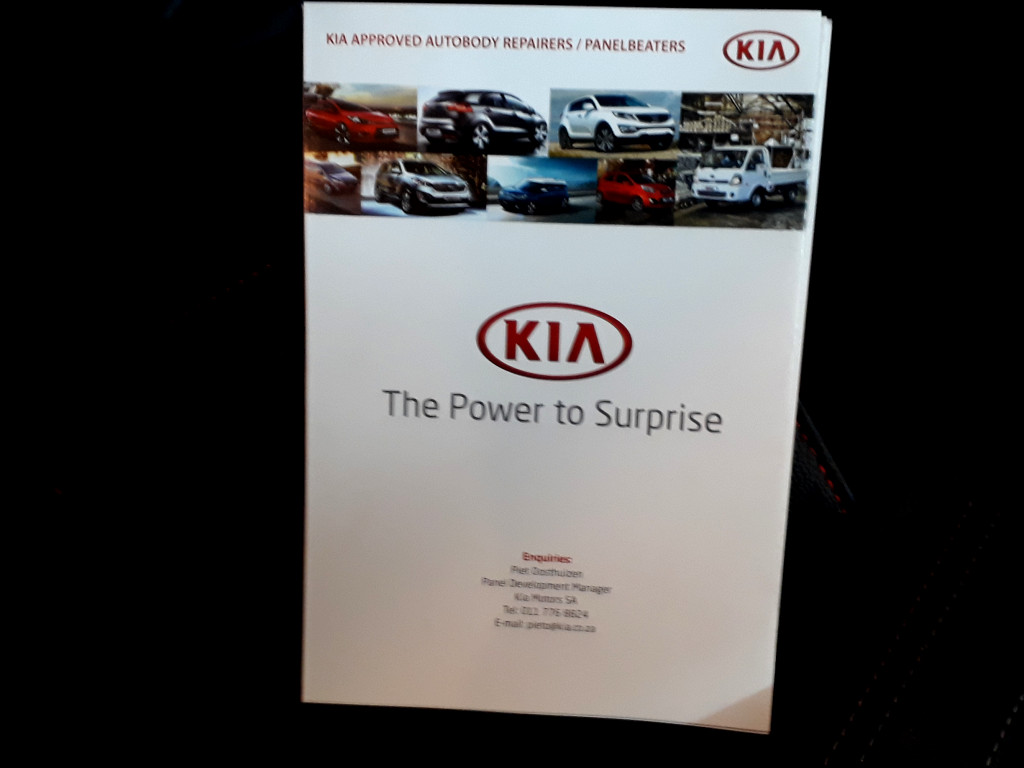 2019 KIA RIO 1.4 TEC 5‑DOOR AT