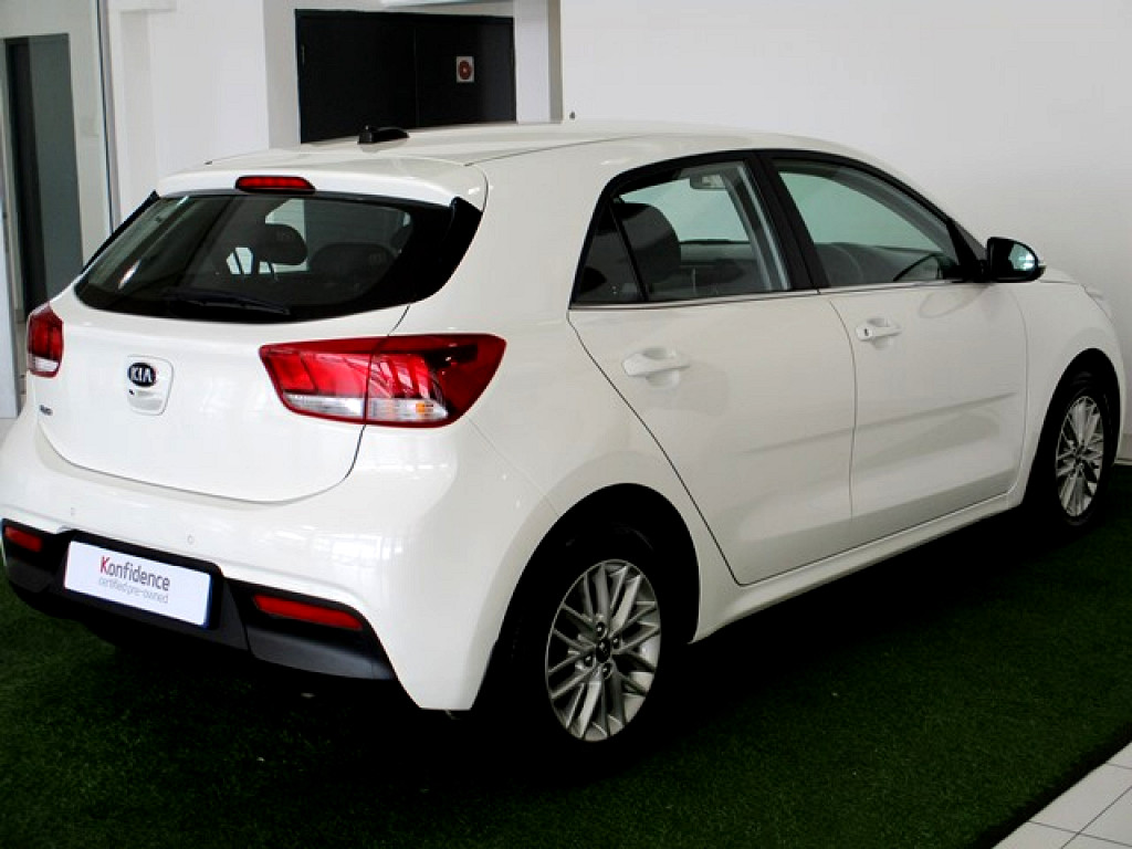 2017 KIA RIO 1.4 EX 5‑DOOR AT