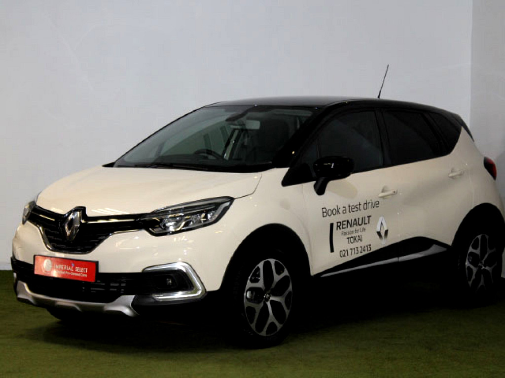 2019 Captur Dyn EDC 88KW Turbo PH2