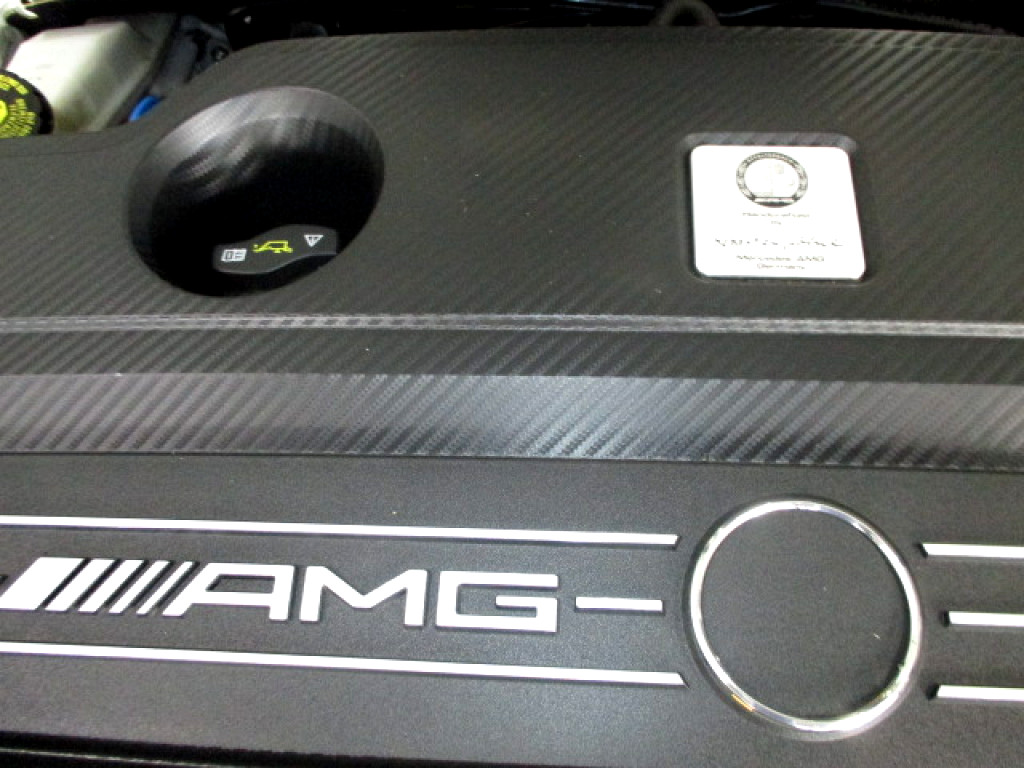 2014 MERCEDES GLA 45 AMG 4MATIC 7G‑DCT