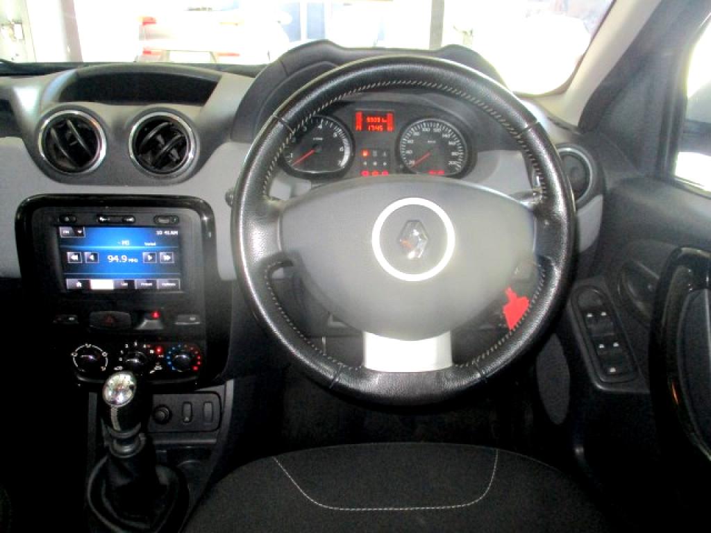 2016 Renault Duster 1.5 Dci Dynamique 4x4