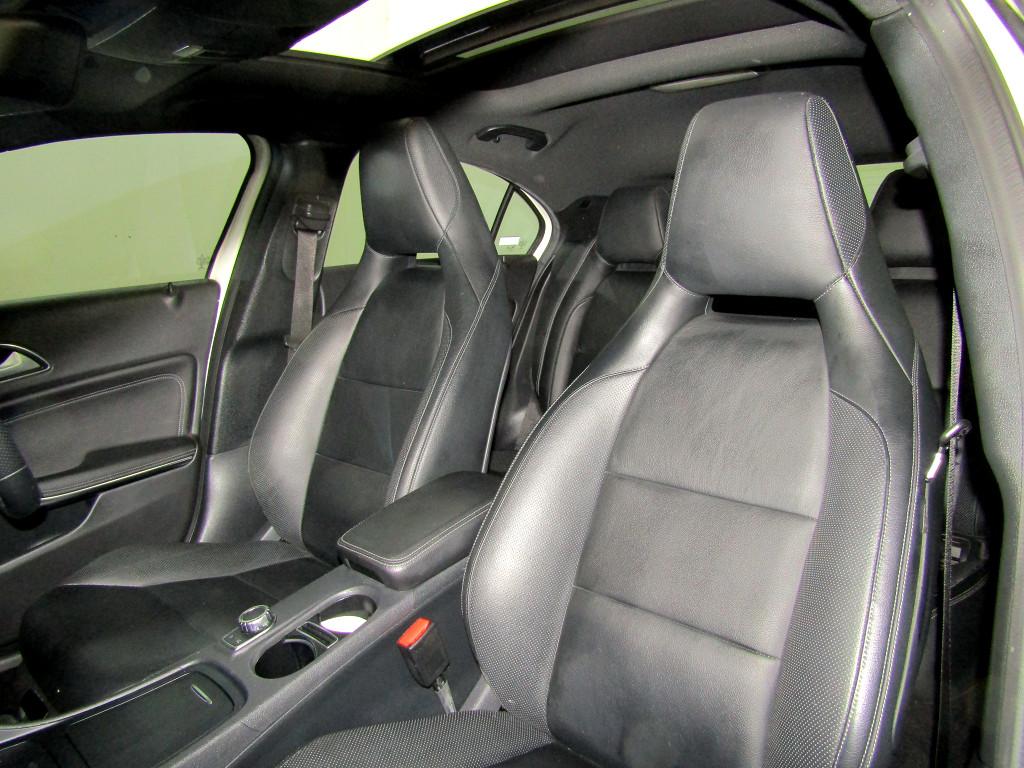 2015 Mercedes‑benz a Class a 220 Cdi Be a/t
