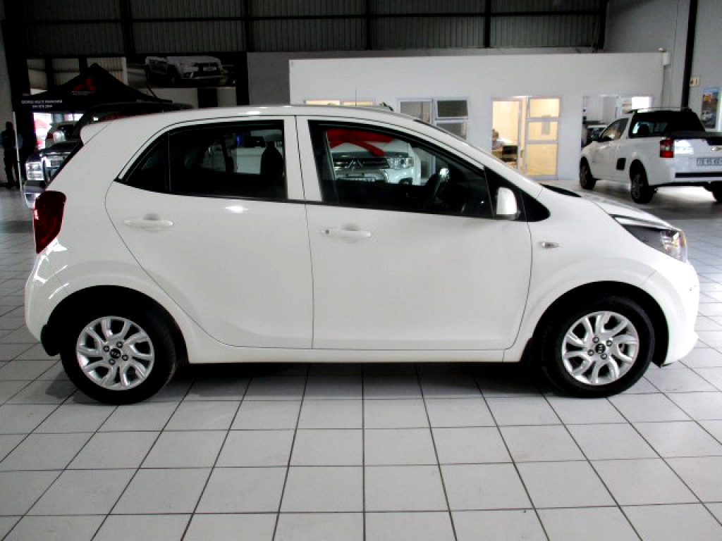2017 Picanto 1.2 Manual Style