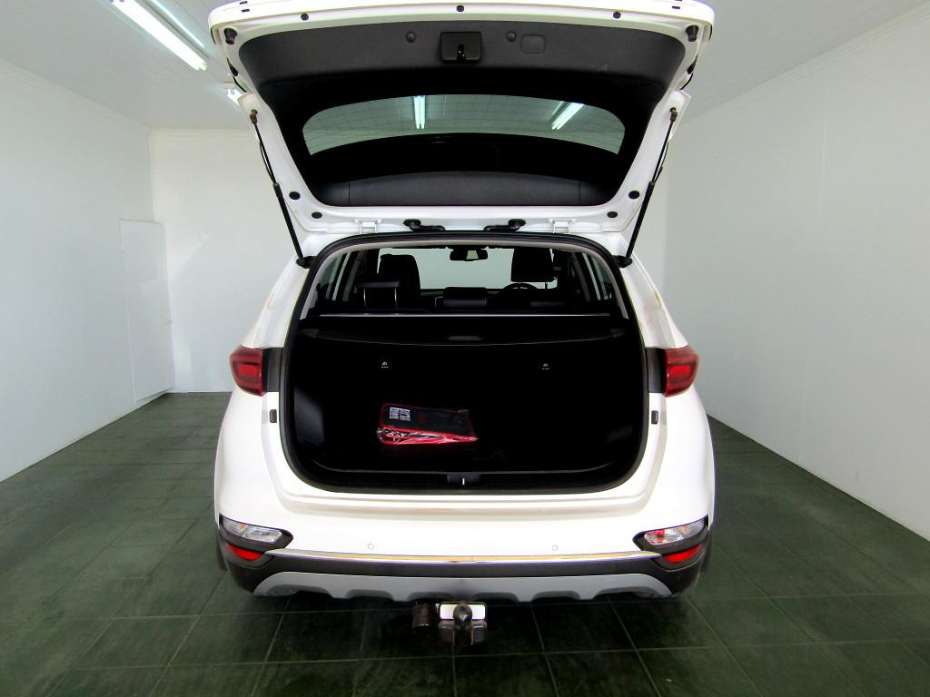 2019 SPORTAGE 2WD 2.0D AT EX+