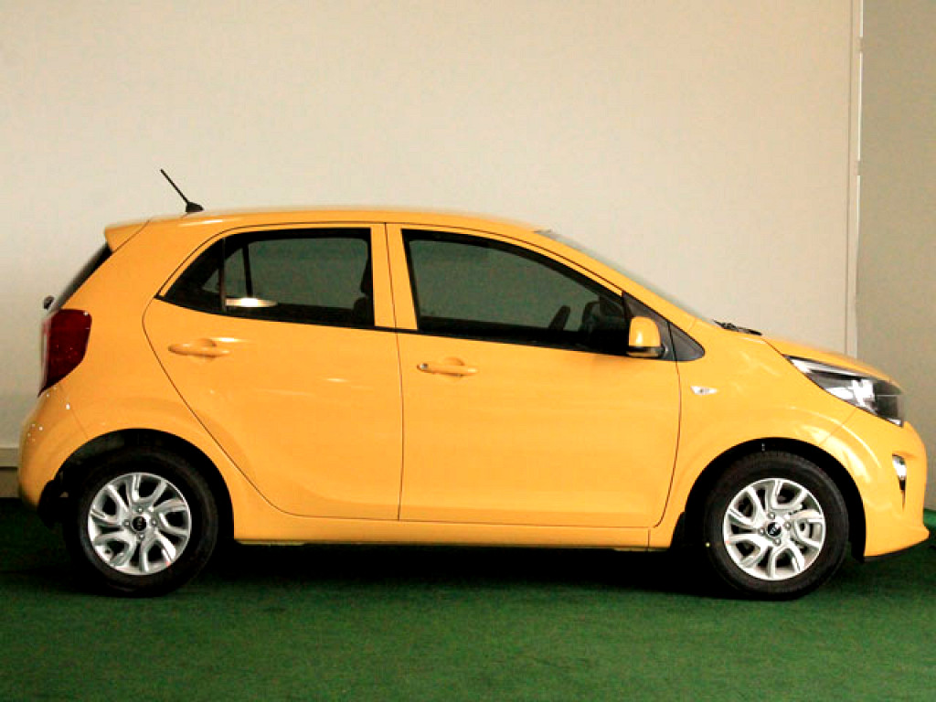 2019 Picanto 1.0 AT Style